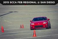 2015 SCCA Feb Solo Regional San Diego RD 2-001a