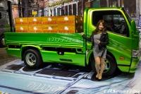 2015 Tokyo Auto Salon Booth Babes-005