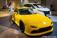 2015 Tokyo Auto Salon Booth Babes-029
