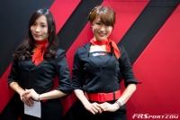 2015 Tokyo Auto Salon Booth Babes-030