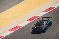 McLaren P1 GTR Hot Weather Test Bahrain Sept 2014