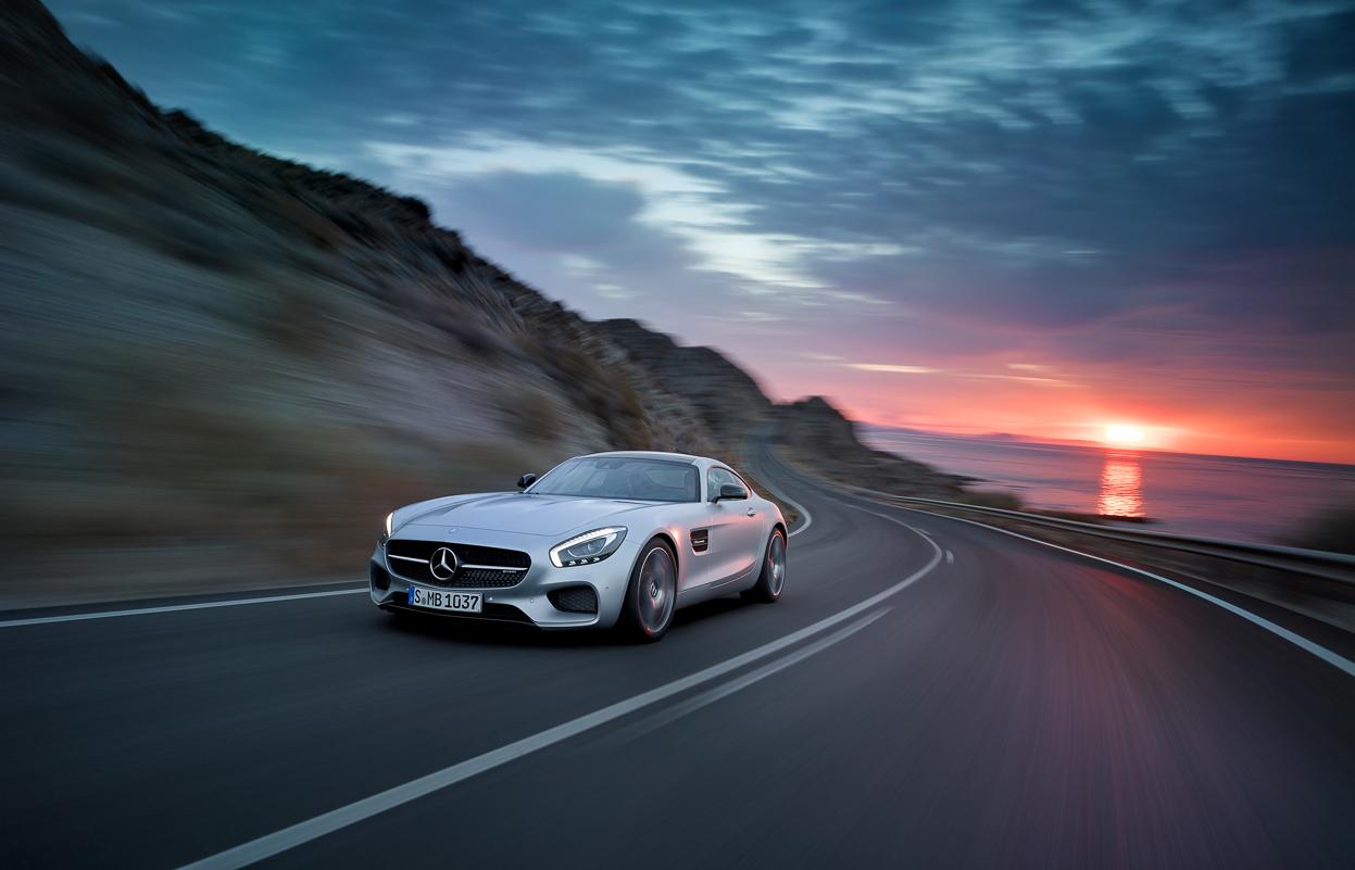 2016 Mercedes AMG GT-007