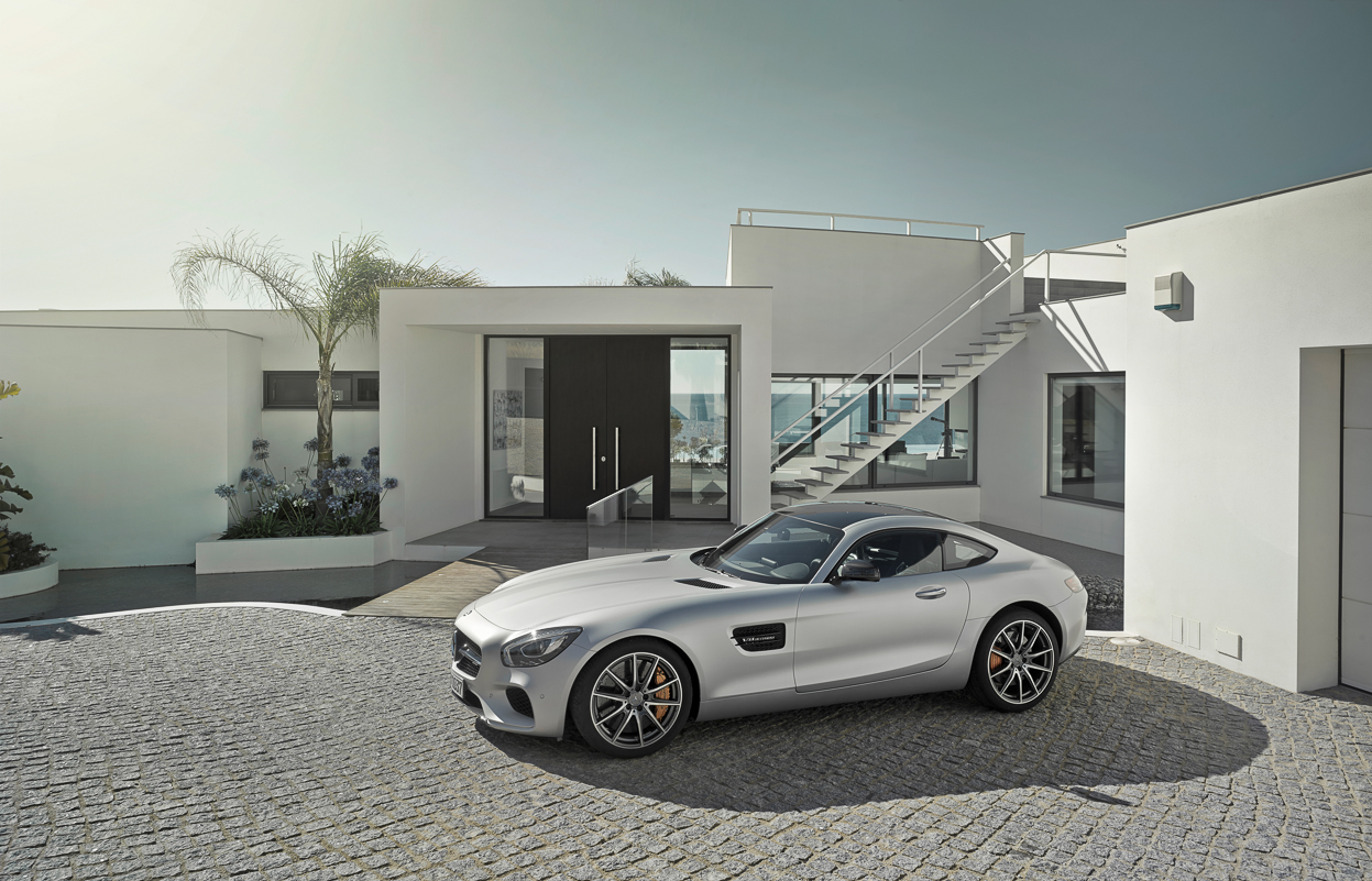 2016 Mercedes AMG GT-012