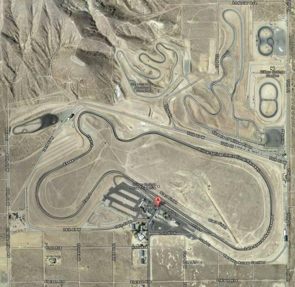 Satellite Image Large