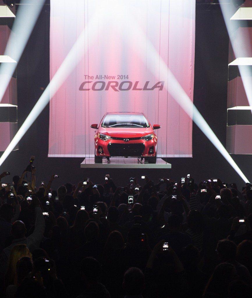 Toyota 2014 Corolla Santa Monica Release -007