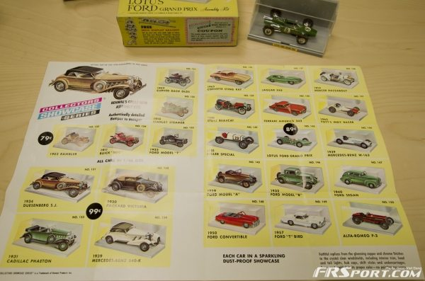 Wow, so many cool cars to collect - and only for pennies!