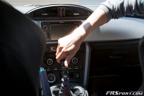 BRZ DIF Shiftknob Install-004