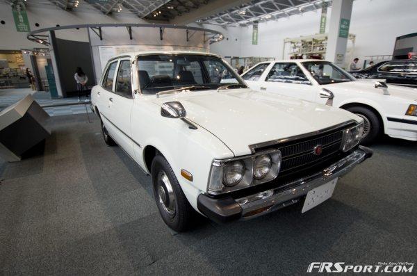 1973 Toyota Corona.