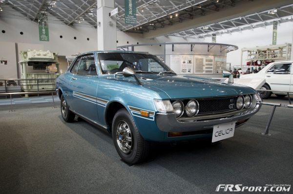 1970 Toyota Celica.