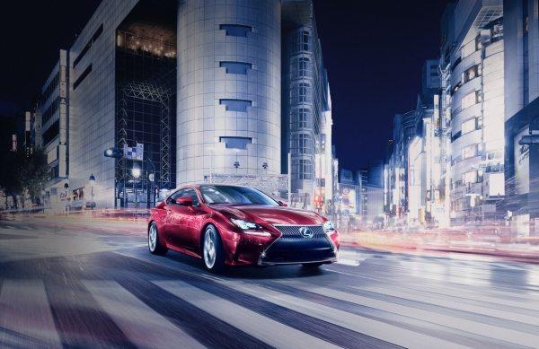 Lexus RC Coupe-001