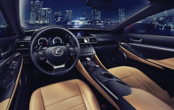 Lexus RC Coupe-005