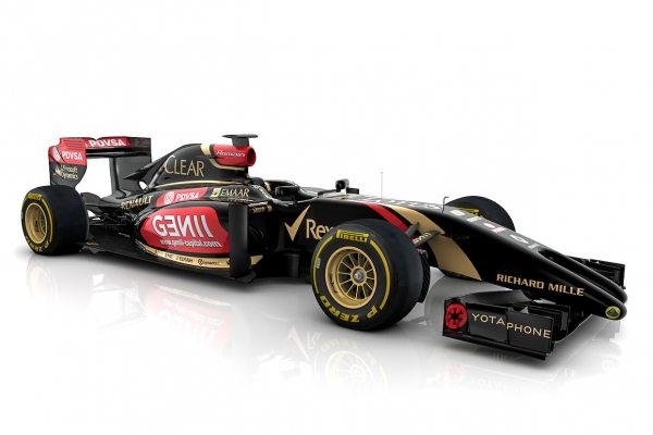 2014 Lotus F1 Car-001