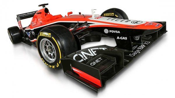 2014 Marussia F1 Car-002