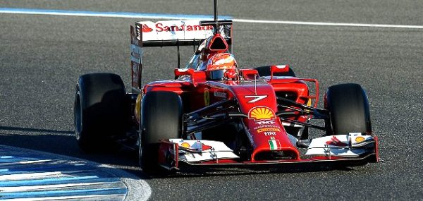 2014 Scuderia Ferrari F1 Car-002