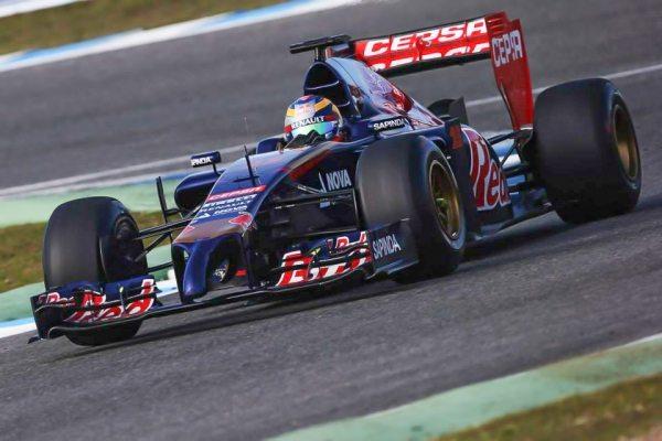 2014 Toro Rosso F1 Car-002