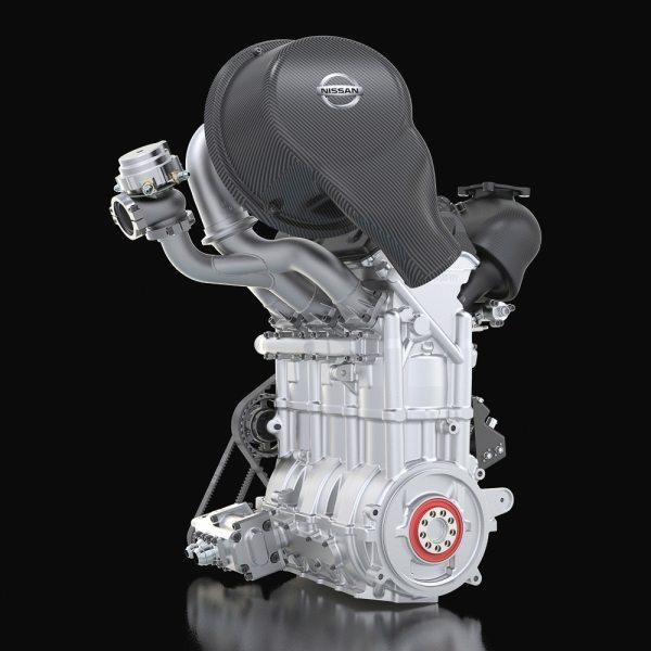 Nissan ZEOD Engine-002