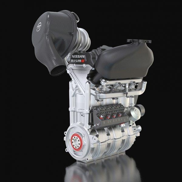 Nissan ZEOD Engine-005