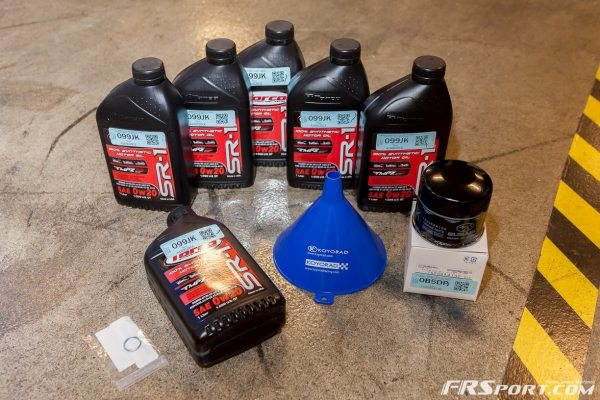 Subaru BRZ Oil Change How To-008
