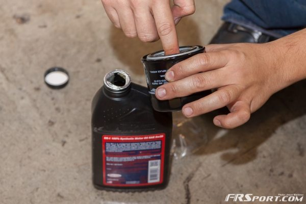 Subaru BRZ Oil Change How To-022