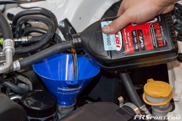 Subaru BRZ Oil Change How To-026