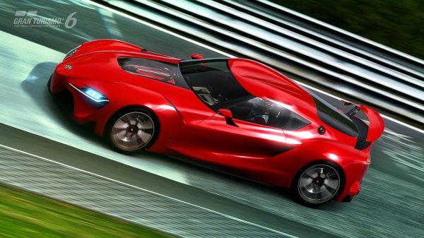 Toyota FT-1 Concept In Gran Turismo 6-002