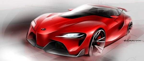 Toyota FT-1 Concept Sketches-001