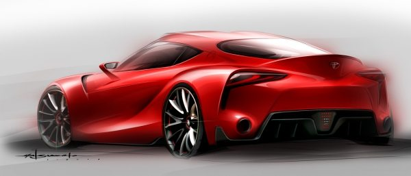 Toyota FT-1 Concept Sketches-002