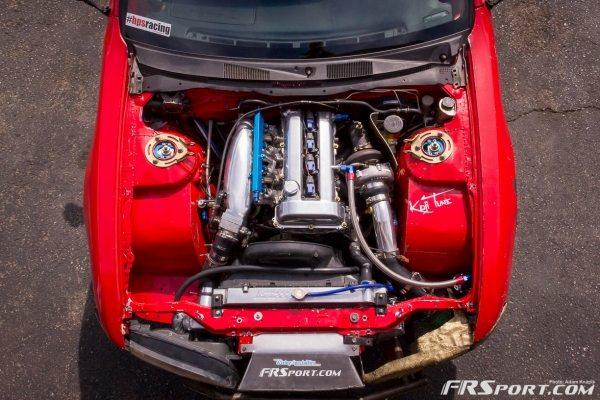 Adam's Nissan S14 240SX 2013-048