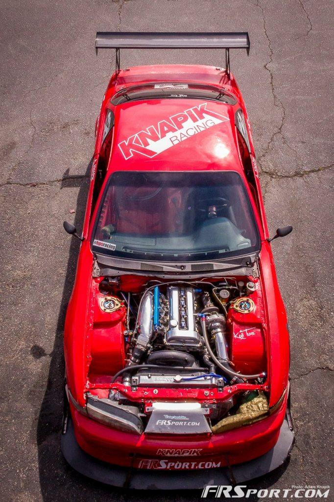 Adam's Nissan S14 240SX 2013-051