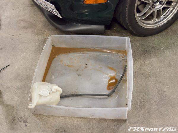 Miata Radiator - Hoses Install_005