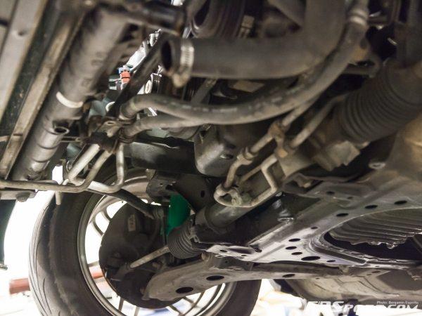 Miata Radiator - Hoses Install_007
