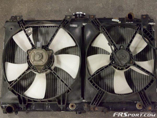 Miata Radiator - Hoses Install_009