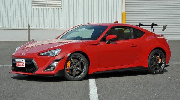 Toyota TRD Griffon Project-001