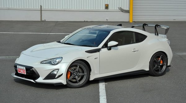 Toyota TRD Griffon Project-004
