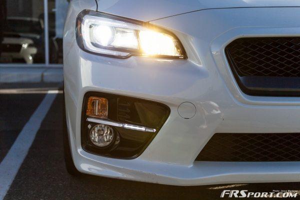 2015 Subaru STI_ Front Bumper DRL Lights-033