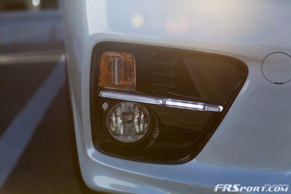 2015 Subaru STI_ Front Bumper DRL Lights-034