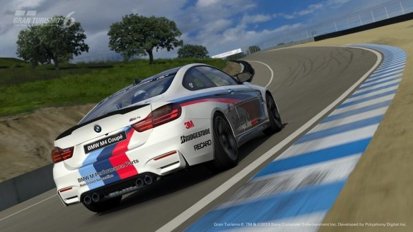 BMW Performnace M for GT6 M4-003