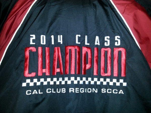 The Championship Jacket!