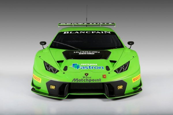 2015 Lamborghini Huracan GT3-1