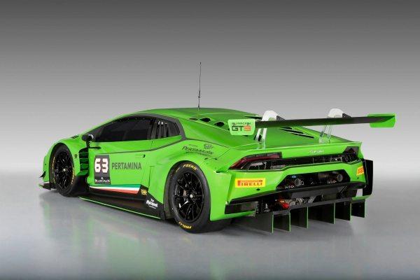 2015 Lamborghini Huracan GT3-3