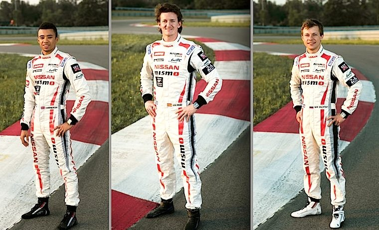 Three Nissan GT Academy winners race this weekend in the Le Mans